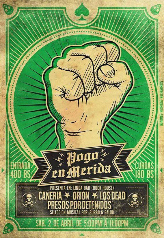 Cañería - Flyer