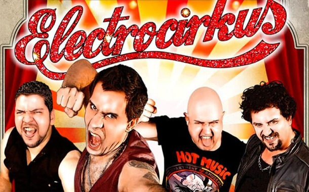 Electrocirkus - Foto