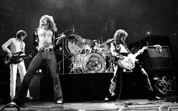 Led Zeppelin - Foto